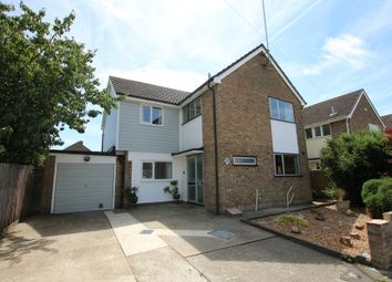 Thumbnail 4 bedroom detached house to rent in Edith Cavell Way, Steeple Bumpstead, Haverhill