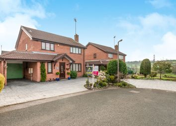 Thumbnail 5 bed detached house for sale in Badgers Hollow, Checkley, Stoke-On-Trent