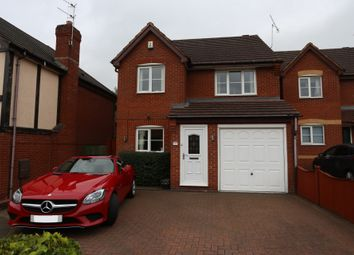 Thumbnail 3 bed detached house for sale in Durham Drive, Lightwood