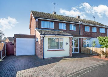 Thumbnail 3 bed semi-detached house for sale in Gordon Way, Dovercourt, Harwich