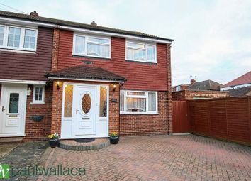 Thumbnail 3 bed end terrace house for sale in Perrysfield Road, Cheshunt, Waltham Cross