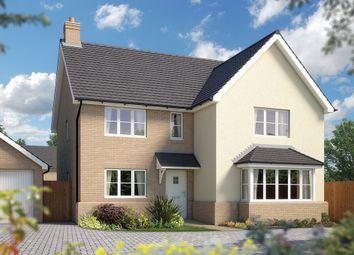 "Thumbnail 5 bed detached house for sale in ""The Arundel"" at Kent, Maidstone"