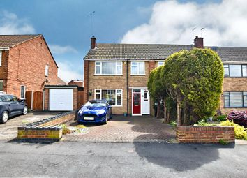 Thumbnail 3 bed end terrace house for sale in Kendal Rise, Allesley Park, Coventry