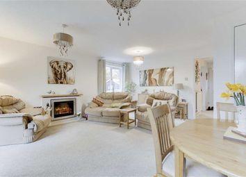 Thumbnail 3 bed semi-detached house for sale in Cornbury Crescent, Downhead Park, Milton Keynes, Bucks