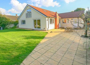 Thumbnail 6 bed detached bungalow for sale in Elburton Road, Elburton