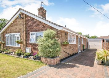 Thumbnail 3 bedroom detached bungalow for sale in Greenacre Crescent, Lowestoft