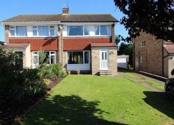 Thumbnail 3 bed semi-detached house to rent in Willow Park, Otford, Sevenoaks