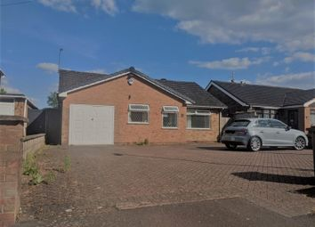 Thumbnail 3 bed bungalow to rent in Chesterfield Road, Lichfield