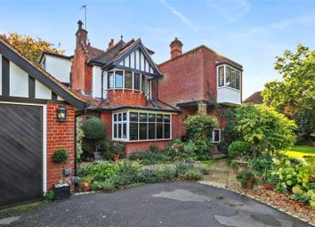 Thumbnail 4 bed semi-detached house for sale in March Road, Weybridge, Surrey