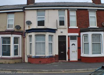 Thumbnail 2 bed property to rent in Ribble Rd, Blackpool