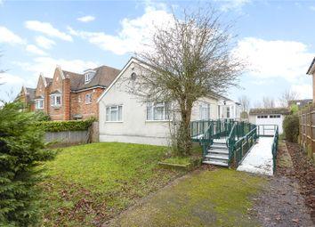Thumbnail 3 bedroom detached bungalow for sale in Broadlands Avenue, Shepperton, Surrey