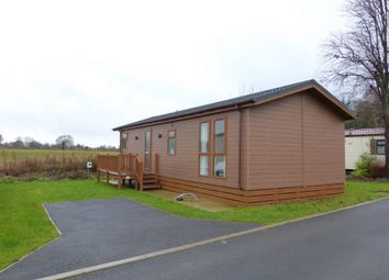 Thumbnail 2 bed lodge for sale in Smithy Lane, Scarisbrick