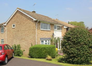 Thumbnail 4 bed end terrace house for sale in Arle Close, Alresford, Hampshire