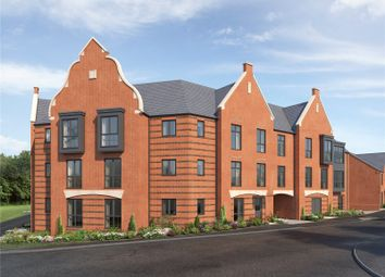 Plot 77 Havelock House, Wellesley, Hope Grants Road, Aldershot GU11. 2 bed flat