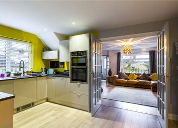 Thumbnail 3 bed semi-detached house for sale in Fircroft Close, Tilehurst, Reading, Berkshire