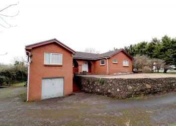 Thumbnail 4 bed bungalow to rent in Penclawdd Road, Penclawdd, Swansea, West Glamorgan