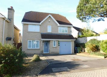 Thumbnail 4 bed property for sale in Meadowsweet Drive, Calne