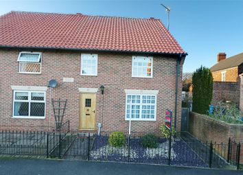 Thumbnail 3 bed semi-detached house for sale in Priestgate, Church Street, Sutton-On-Hull, East Yorkshire