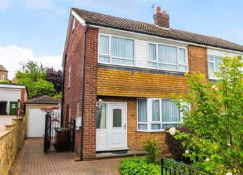 Thumbnail 3 bed semi-detached house for sale in Woodhill Gardens, Cookridge