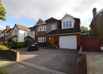 Thumbnail 5 bedroom detached house for sale in Ward Avenue, Grays, Essex