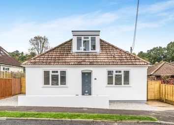 Thumbnail 3 bedroom bungalow for sale in Ashurst, Southampton, Hampshire