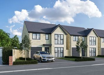 Thumbnail 4 bed detached house for sale in Plots 1- 5, Barnes Corner, Dronfield Woodhouse