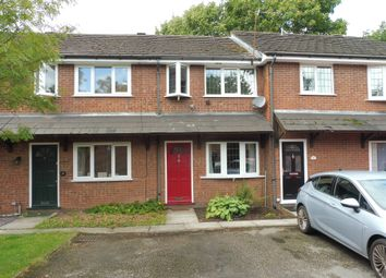 Thumbnail 2 bed terraced house for sale in Bowling Green Court, Northwich