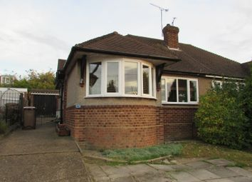 Thumbnail 2 bed bungalow for sale in Grasmere Avenue, Luton