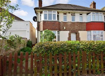 Thumbnail 2 bedroom maisonette for sale in Cherrydown Avenue, London