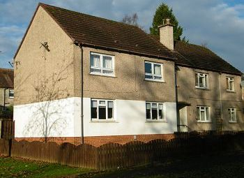 Thumbnail 1 bed flat to rent in Dumgoyne Avenue, Milngavie