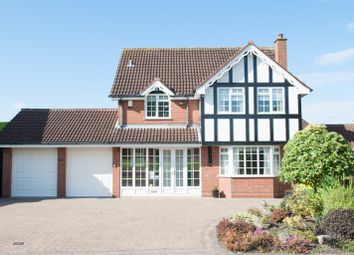 Thumbnail 4 bed detached house for sale in Vaughan Close, Four Oaks, Sutton Coldfield