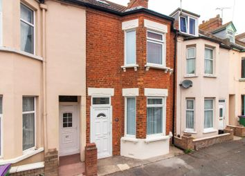 Thumbnail 4 bed terraced house for sale in Fernbank Crescent, Folkestone