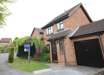 Thumbnail 3 bed detached house to rent in Chicory Close, Earley, Reading