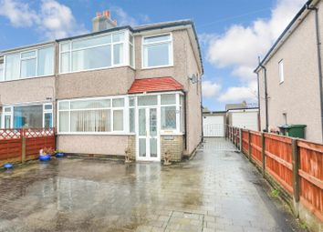 3 bed semi-detached house for sale in Cleveleys Avenue, Lancaster LA1