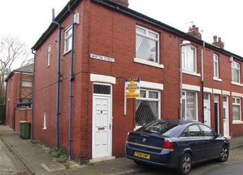 Thumbnail 2 bedroom property for sale in Warton Street, Preston