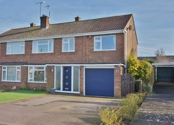 5 bed semi-detached house for sale in Stockerston Crescent, Uppingham, Oakham LE15