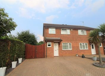 3 bed semi-detached house for sale in Stody Drive, South Wootton, King's Lynn PE30
