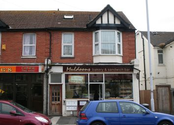 Thumbnail 1 bed flat to rent in Ham Road, Worthing