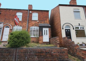 Thumbnail 2 bed terraced house to rent in Bentley Lane, Walsall
