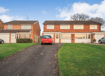 Thumbnail 3 bed semi-detached house to rent in Ridgeway, Pembury, Tunbridge Wells