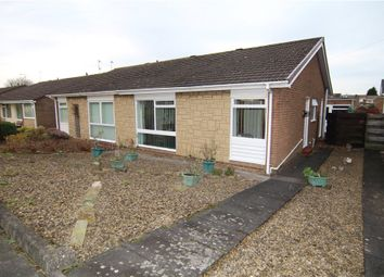 Thumbnail 2 bed semi-detached bungalow for sale in Worcester Road, Newton Hall, Durham