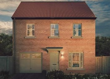 Thumbnail 4 bed detached house for sale in St. Christophers Flats, Hall Flat Lane, Warmsworth, Doncaster