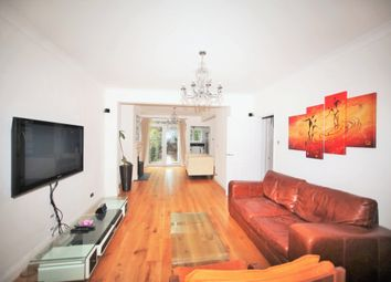 Thumbnail 3 bedroom terraced house to rent in St Mary's Road, Golders Green