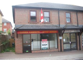 Thumbnail Retail premises to let in The New Shopping Centre, Gillingham, Dorset