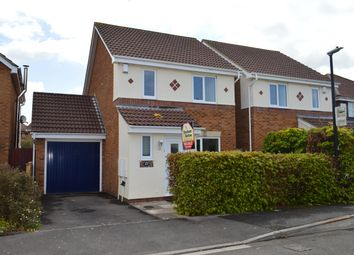 Thumbnail 3 bed detached house for sale in Shrewsbury Bow, Weston-Super-Mare