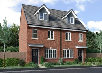 "Thumbnail 3 bedroom town house for sale in ""Tolkien"" at Hemsworth Road, Sheffield"
