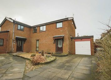 Thumbnail 3 bed semi-detached house to rent in Brigg Field, Clayton Le Moors, Accrington