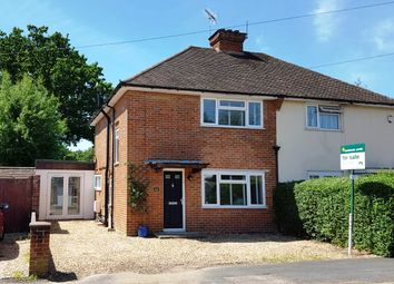 Thumbnail 4 bed semi-detached house for sale in Alton Road, Fleet