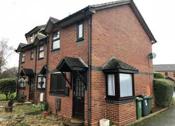 Thumbnail 1 bed end terrace house to rent in Mill Lane, Kidderminster