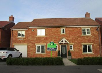 Thumbnail 5 bedroom detached house to rent in Earlsmeadow, Shiremoor, Newcastle Upon Tyne